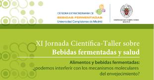 XI Jornada Científica - Taller sobre Bebidas fermentadas y salud