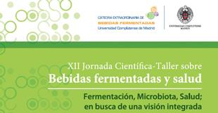 XII Jornada Científica - Taller sobre Bebidas fermentadas y salud